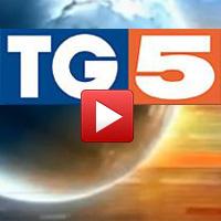 """La Lettura"" del Tg5 intervista Gianluca Comin"